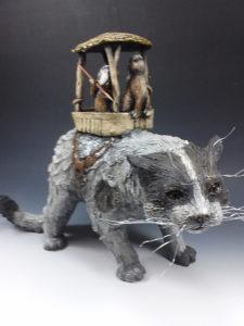 Ceramic Sculpture by Ellen Blomgren