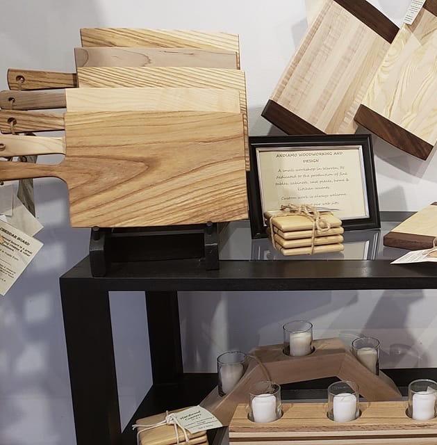 Wood Works by John Hugo